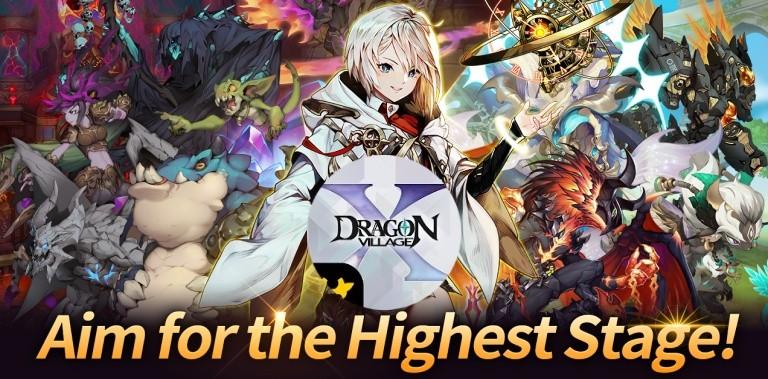 Dragon Village X: Idle RPG