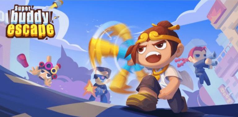 Super Buddy Escape (Early Access)