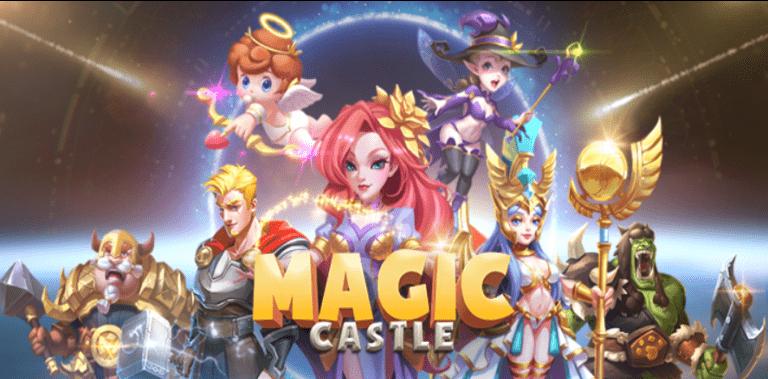 Magic Castle : Battle PVP Game