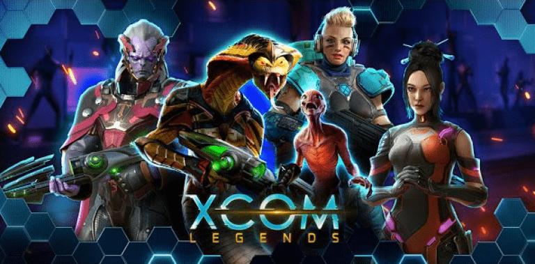 XCOM Legends   Squad RPG