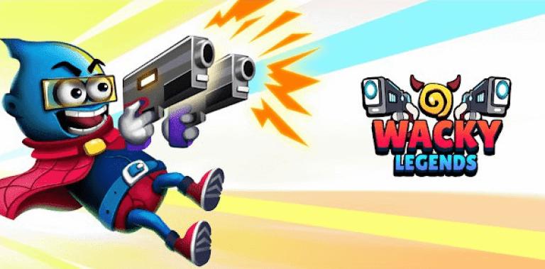 Wacky Legends - Epic Battle Game