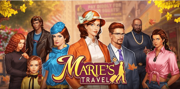 Marie's Travel