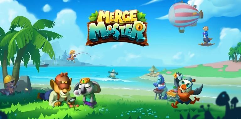 Merge Master:Animal Kingdom