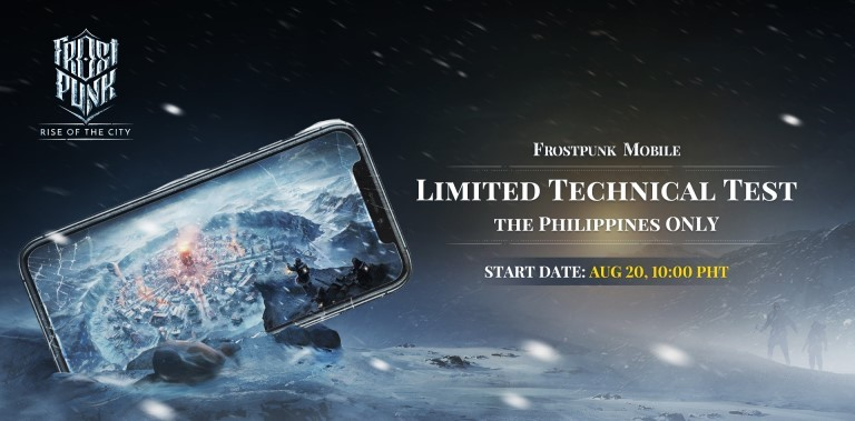 Frostpunk: Rise of the City (Early Access)