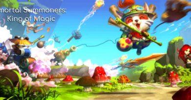 Imortal Summoners: King of Magic