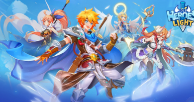 Idle Heroes of Light