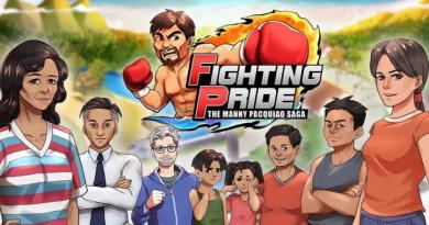 Fighting Pride - The Manny Pacquiao Saga