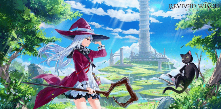 Revived Witch