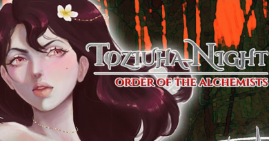 Toziuha Night - Order of the Alchemists