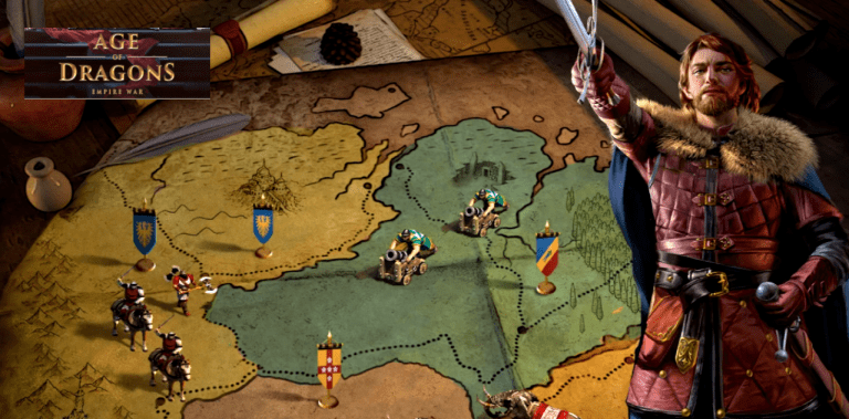 Age of Dragons Empire War1