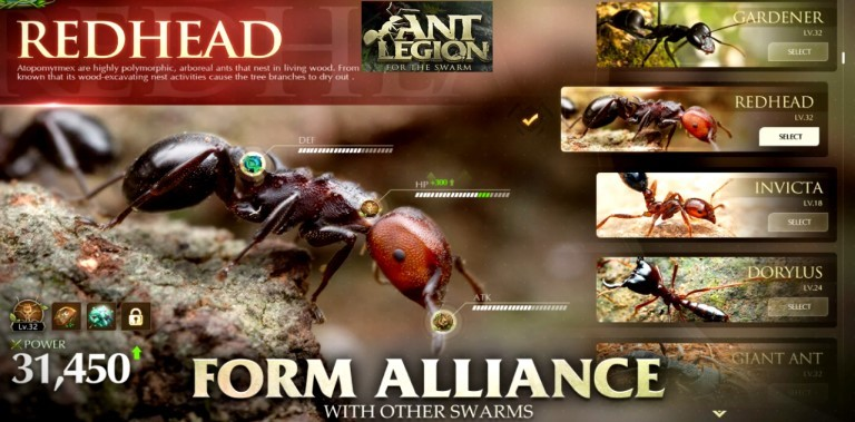 Ant Legion: For the Swarm (Early Access)