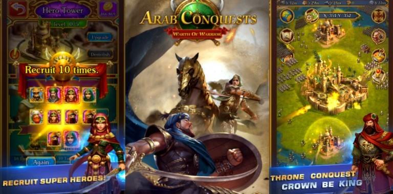 Arab Conquests:Wrath Of Warrior