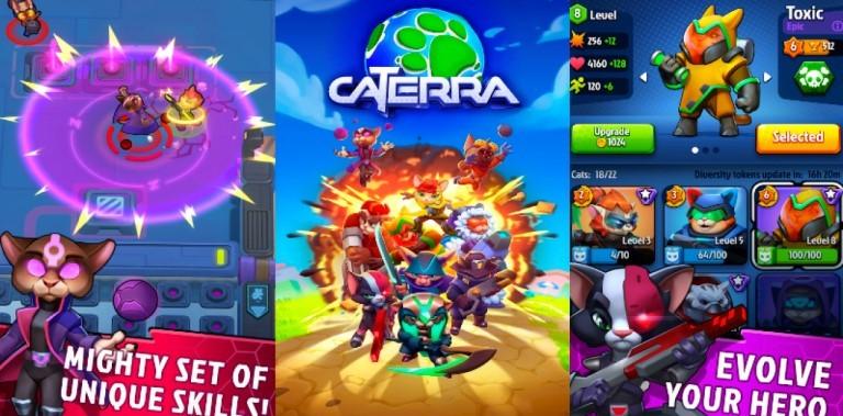Caterra: Battle Royale