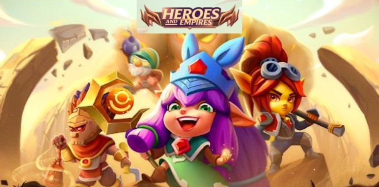 Heroes & Empires: Puzzle RPG