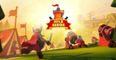 Idle Siege - Epic War Simulator (Early Access)