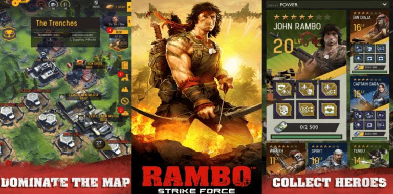 Rambo Strike Force