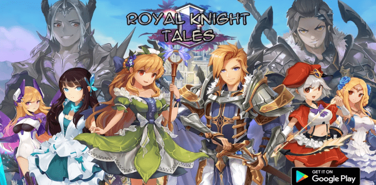 Royal Knight Tales – Anime RPG Online MMO