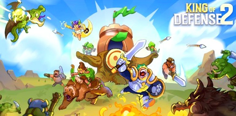 King of Defense 2: Epic Tower Defense (Early Access)