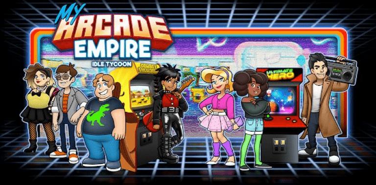 My Arcade Empire - Idle Tycoon