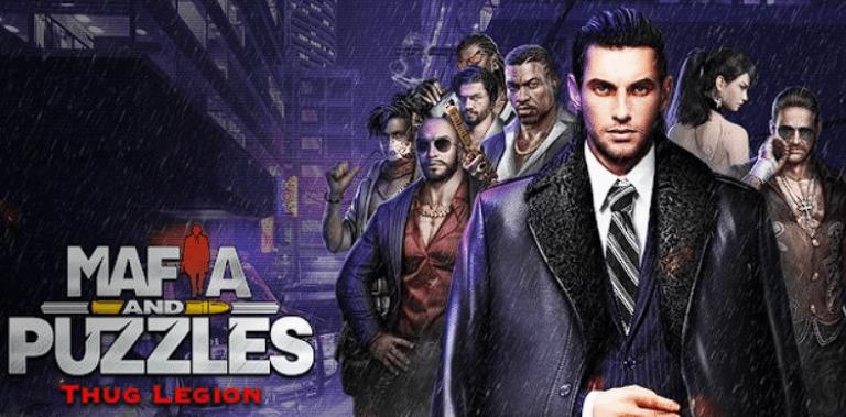 Mafia and Puzzles: Thug Legion