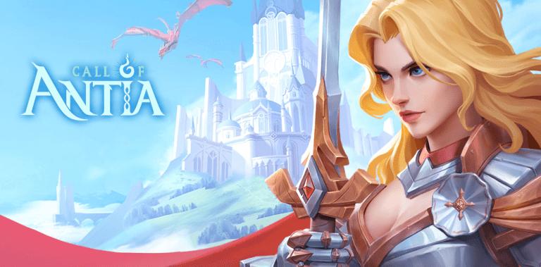 Call of Antia: Match 3 RPG