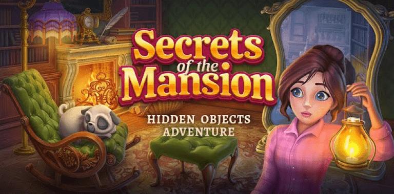 Secrets of the Mansion: Hidden object adventure