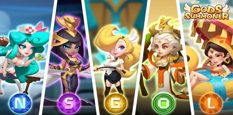 Gods Summoner: Free Idle RPG