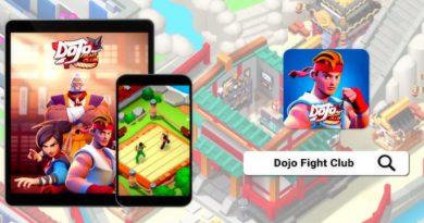 Dojo Fight Club-PvP Battle