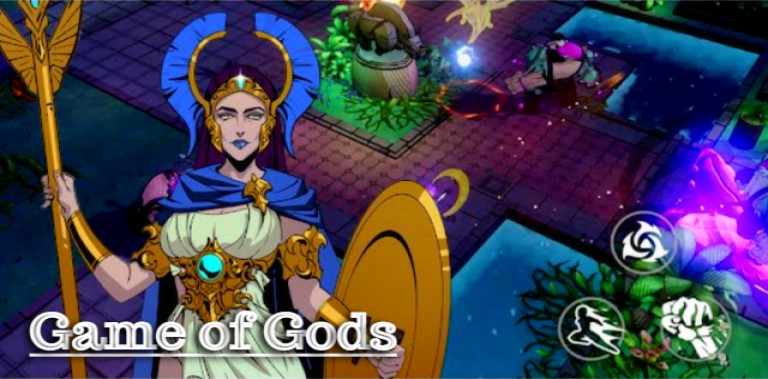 Game of Gods:Best Roguelike ACT Games