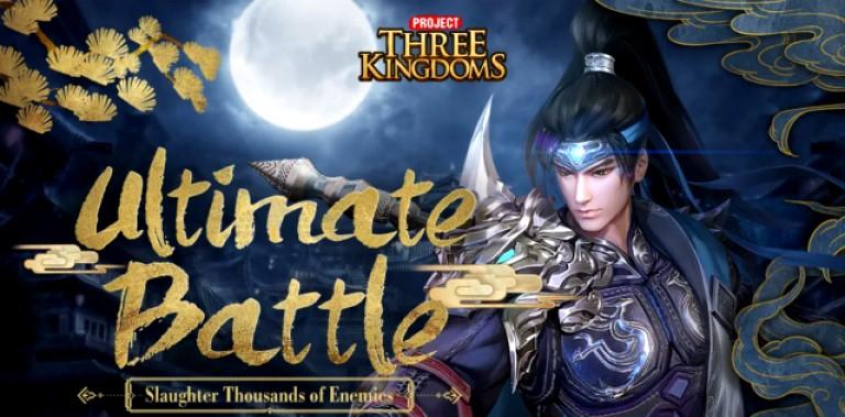 Project Three Kingdoms