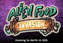 Alien Food Invasion
