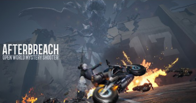 AfterBreach - Mystery Shooter