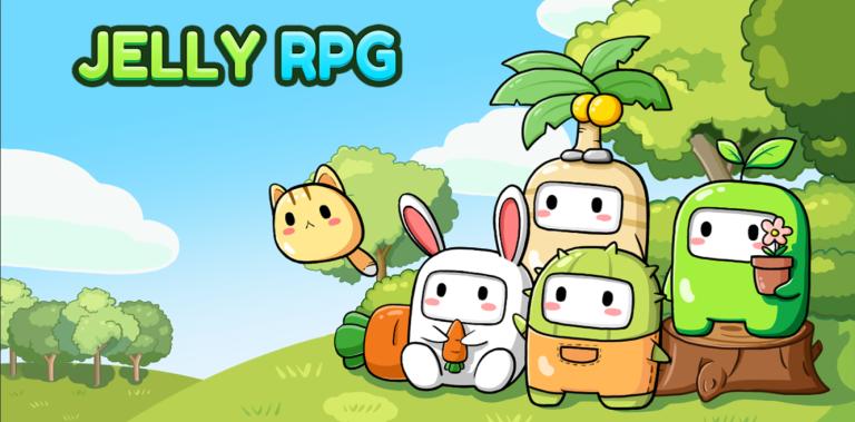 Jelly RPG - Pixel RPG