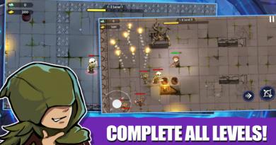 Castle Legends - Roguelike Hack and Slash