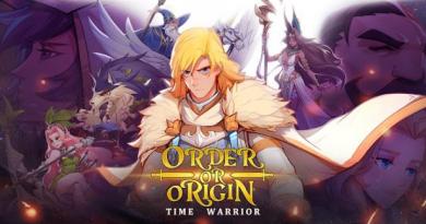 Order or Origin: Time Warrior