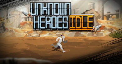 Unknown Heroes Idle