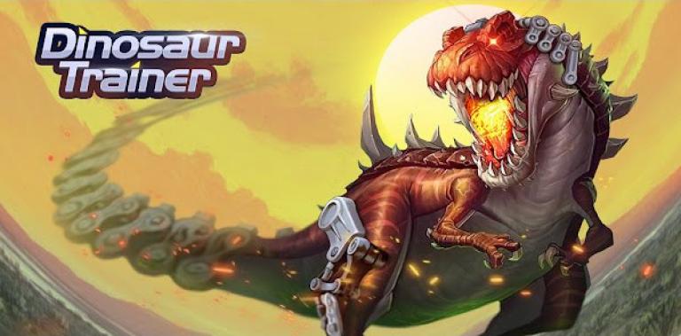 Dinosaur Trainer - Jurassic Battle Royale World