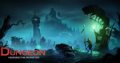 Dungeon Heroes The Monster MMORPG
