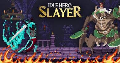 Idle Hero Slayer - Fantasy Pixel Dungeon Survival