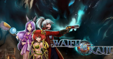 Waifu vs Kaiju