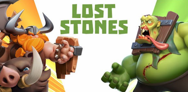 Lost Stones