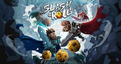 Slash & Roll: Live Guild Raids