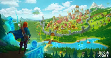 Hero Legacy: Adventure RPG