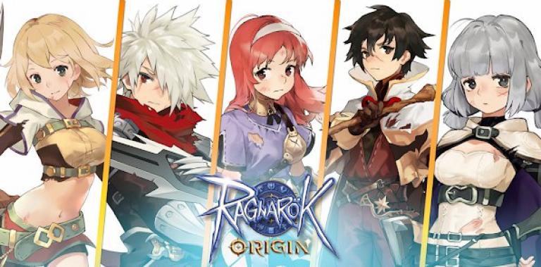 Ragnarok Origin: Fantasy Open World Online MMORPG