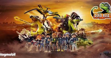 Dino Rise - das Spiel