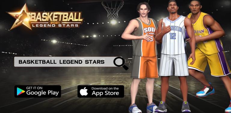 Basketball - Legend Stars