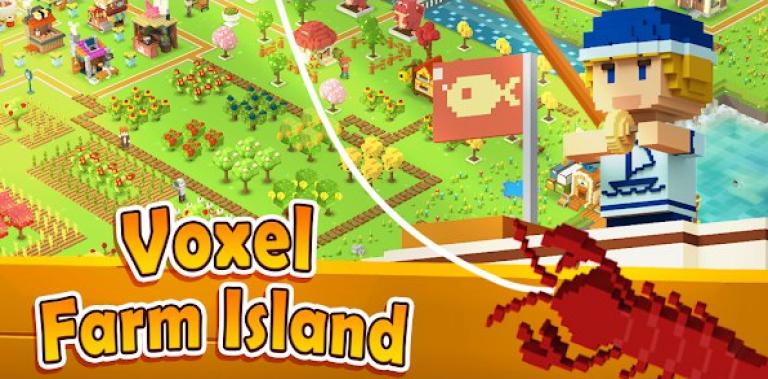 Voxel Farm Island - Dream Island