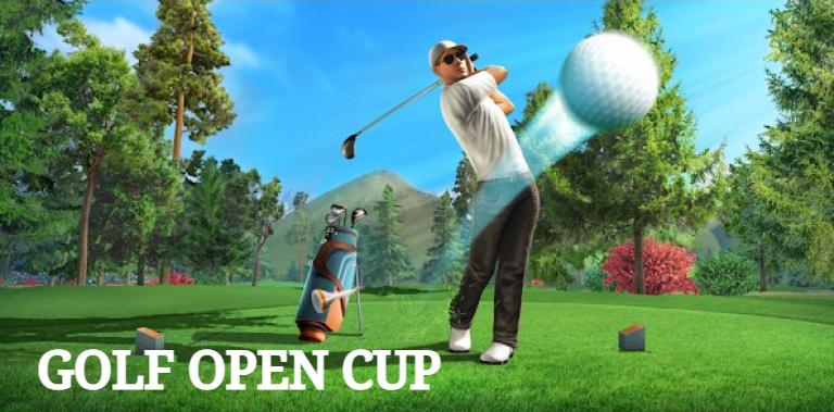 GOLF OPEN CUP - Star Golf Games: Clash & Battle