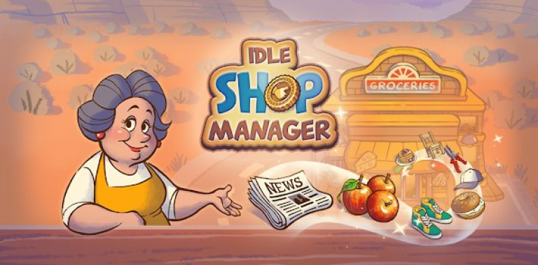Idle Shop Manager