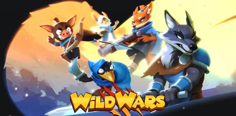 Wild RTS Wars